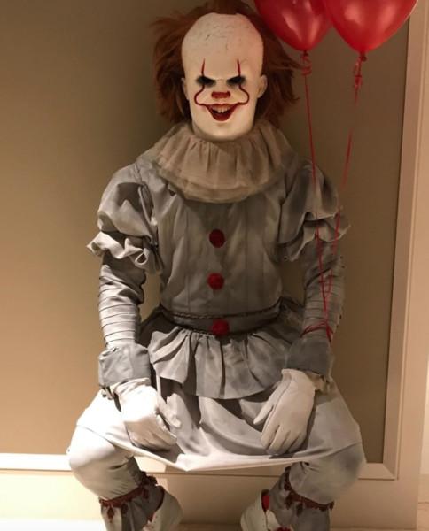 Las celebs y sus disfraces - Halloween 2017