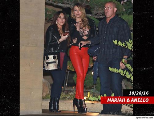 Quieren demandar a Mariah Carey por acoso sexual. WTF?