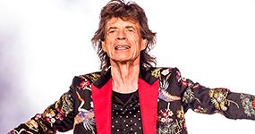 Mick Jagger saliendo con la productora Noor Alfallah de 23 años!