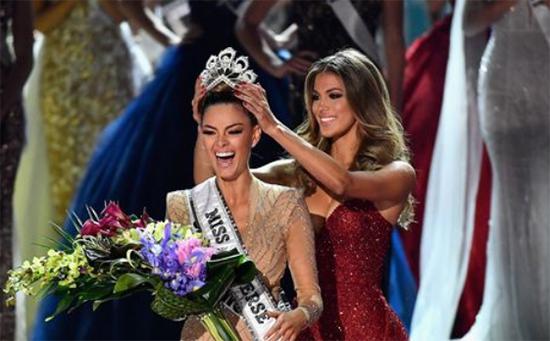 Miss Sudáfrica gana Miss Universo! Robaron a Miss Jamaica??