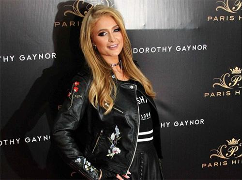 Paris Hilton estuvo con damnificados del terremoto de México