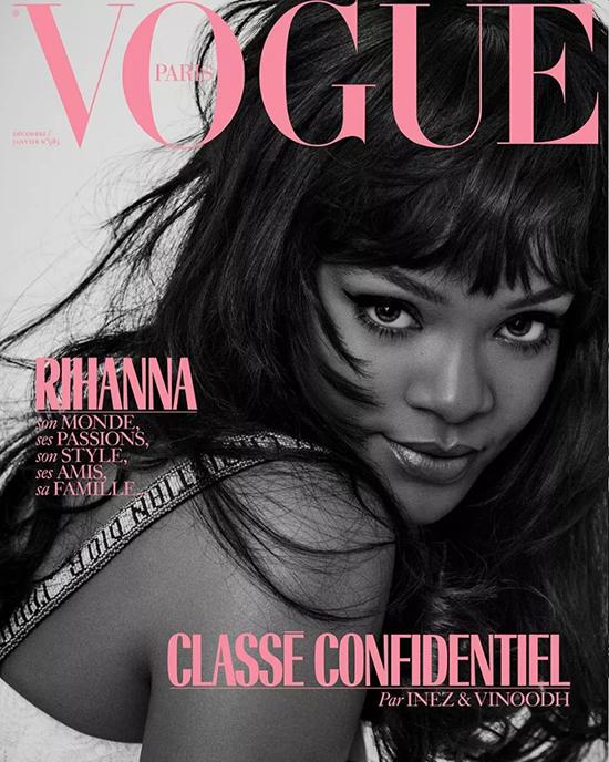 Rihanna para Vogue Paris