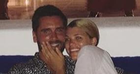 Scott Disick y Sofia Richie comprometidos?