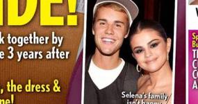 Selena Gomez: novia embarazada! Life&Style