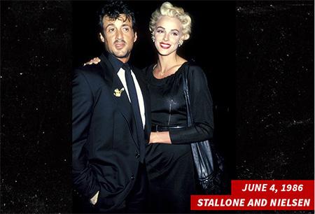 Brigitte Nielsen niega que Sylvester Stallone abusara de menor