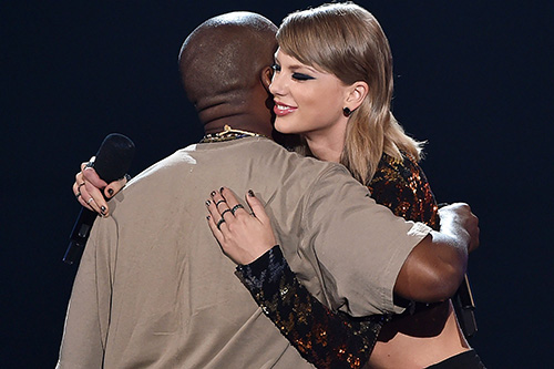 "Taylor Swift cachetea a Kanye West en ""Reputation"""