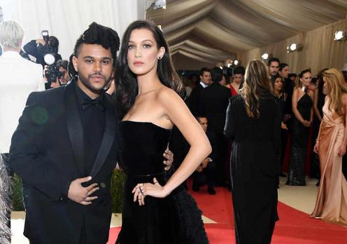 The Weeknd y Bella Hadid saliendo!