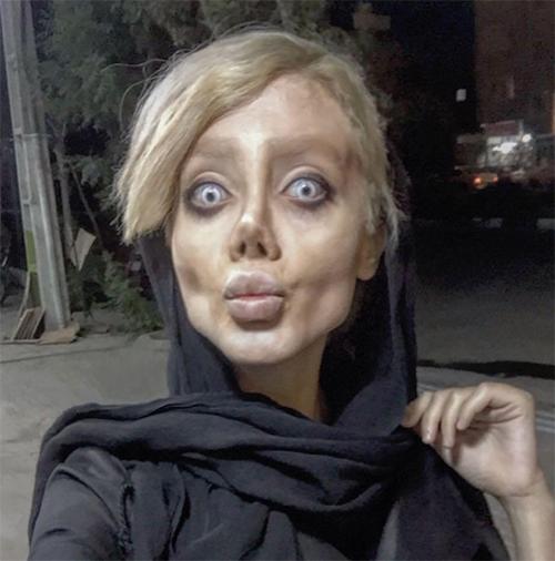 50 cirugías para parecerse a Angelina Jolie! FAIL!!