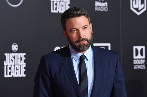 Ben Affleck sigue en tratamiento por alcoholismo