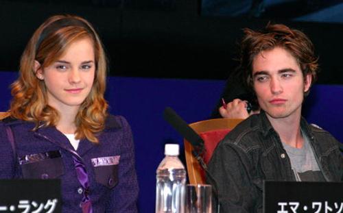 Emma Watson y Robert Pattinson tienen un romance? What?