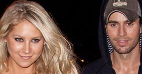 Enrique Iglesias y Anna Kournikova tuvieron gemelos!! WTF??