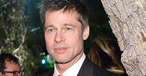 Brad Pitt se hizo cirugía plástica?? New Face! OMG!