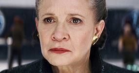 Star Wars: The Last Jedi dedicado a Carrie Fisher