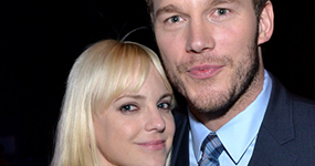 Chris Pratt solicita divorcio de Anna Faris