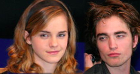 Emma Watson y Robert Pattinson tienen un romance? What?