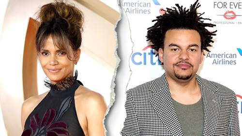 Halle Berry y Alex Da Kid terminaron