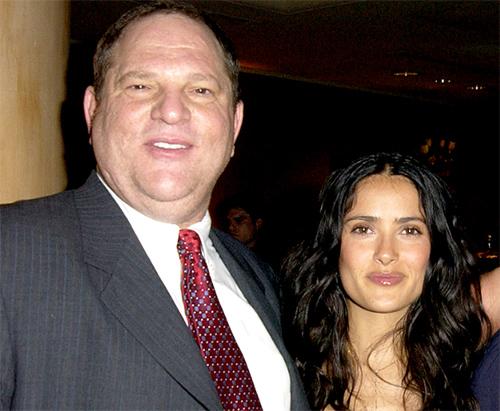 Salma Hayek habla de Harvey Weinstein. Fue su Monstruo.