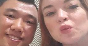 Lindsay Lohan tiene novio coreano! El Hulk Coreano!