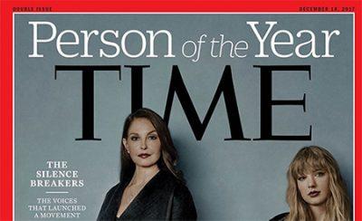 TIME Persona del año: Los que rompieron el silencio