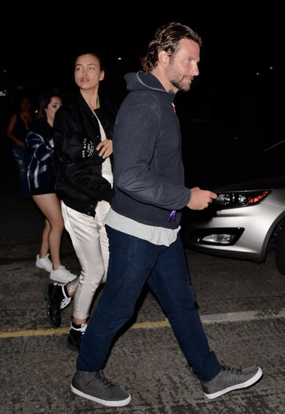 Vean a la hijita de Bradley Cooper e Irina Shayk… SUPER CUTE!!!