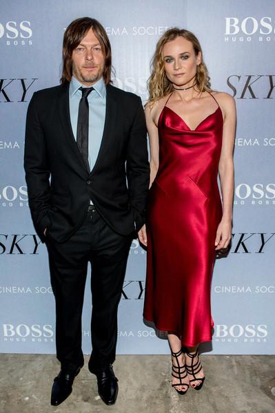 Diane Kruger cuenta que pasó con Joshua Jackson y la ruptura: se sintió liberada!