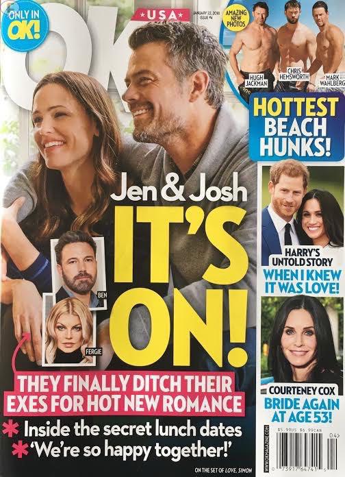 Jennifer Garner y Josh Duhamel romance secreto! OK!