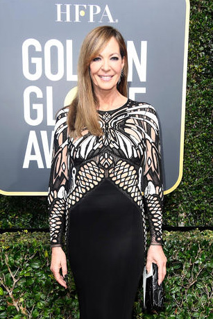 Alfombra Roja Golden Globes 2018 - Time's Up