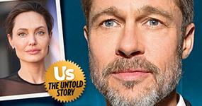 Brad Pitt nueva vida después de Ange (Us)