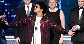 Ganadores del Grammy 2018: Bruno Mars, Kendrick Lamar, Shakira