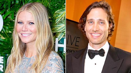 Gwyneth Paltrow confirma compromiso con Brad Falchuck