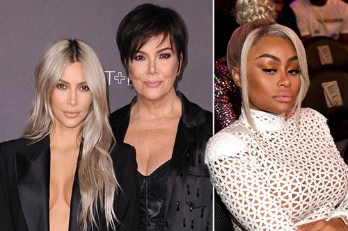 Kim K y Kris Jenner vencen a Blac Chyna en la corte. La hija de KimYe se llama…