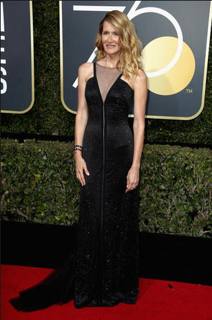 Alfombra Roja Golden Globes 2018 – Time's Up