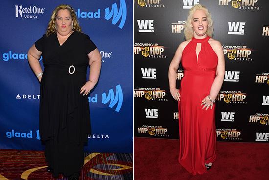 Mama June revela su secreto para perder 130 kilos!!