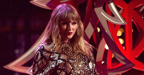 Taylor Swift vendió un millón de copias de Reputation en 2017 – La única artista!!