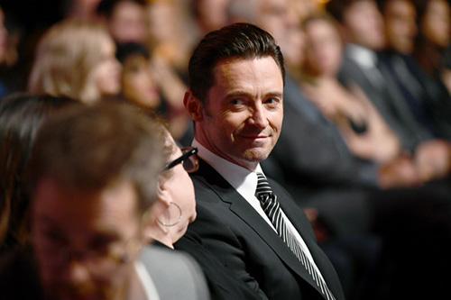 Hugh Jackman engordando ahora que ya no es Wolverine?