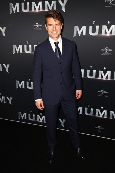 Tom Cruise se reunió con su hija Suri?