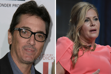 Nicole Eggert acusa a Scott Baio de abuso sexual