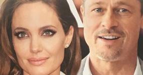 Brad y Angelina vuelven! Suspenden el divorcio? OK!