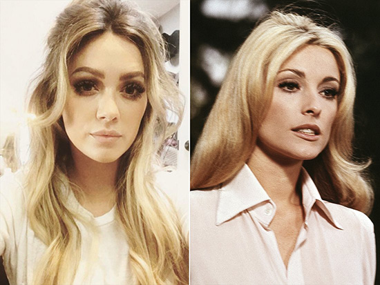 Hilary Duff será Sharon Tate en la película The Haunting of Sharon Tate