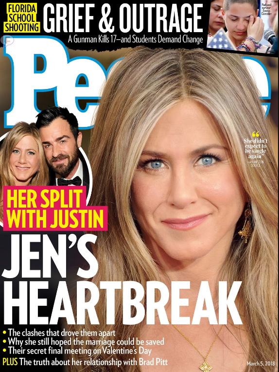 Jennifer Aniston y Justin Theroux querían un baby? People