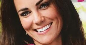 Kate Middleton embarazada de gemelas? (Life&Style)