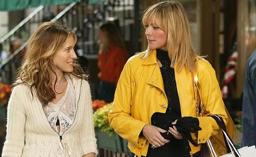 Kim Cattrall a Sarah Jessica Parker: No eres mi amiga!