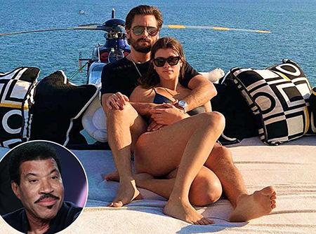 Lionel Richie: romance de su hija Sofia con Scott Disick es una fase!