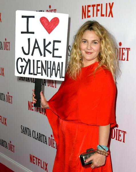 Drew Barrymore: Jake Gyllenhaal es su co actor menos talentoso WHAT?