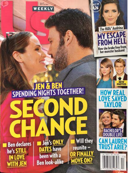 Jennifer Garner y Ben Affleck segunda oportunidad? [Us]