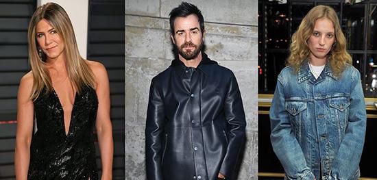 Justin Theroux infiel a Jennifer Aniston con Petra Collins?