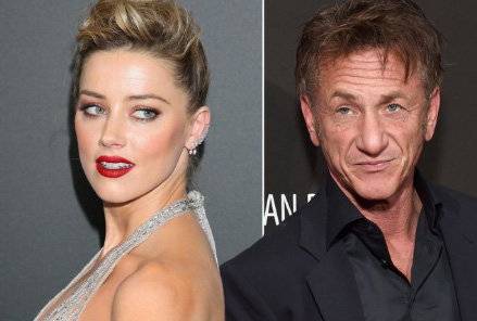 Amber Heard saliendo con Sean Penn? OMG! What?