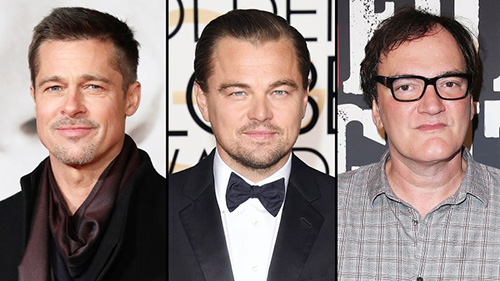 Brad Pitt se une a Leo DiCaprio en la película de Tarantino sobre Charles Manson