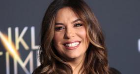 Eva Longoria habla de su embarazo a los 43 – Very Happy!!