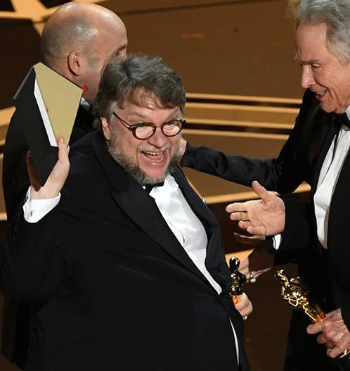 Ganadores Oscars 2018 - La Forma del Agua, Coco!
